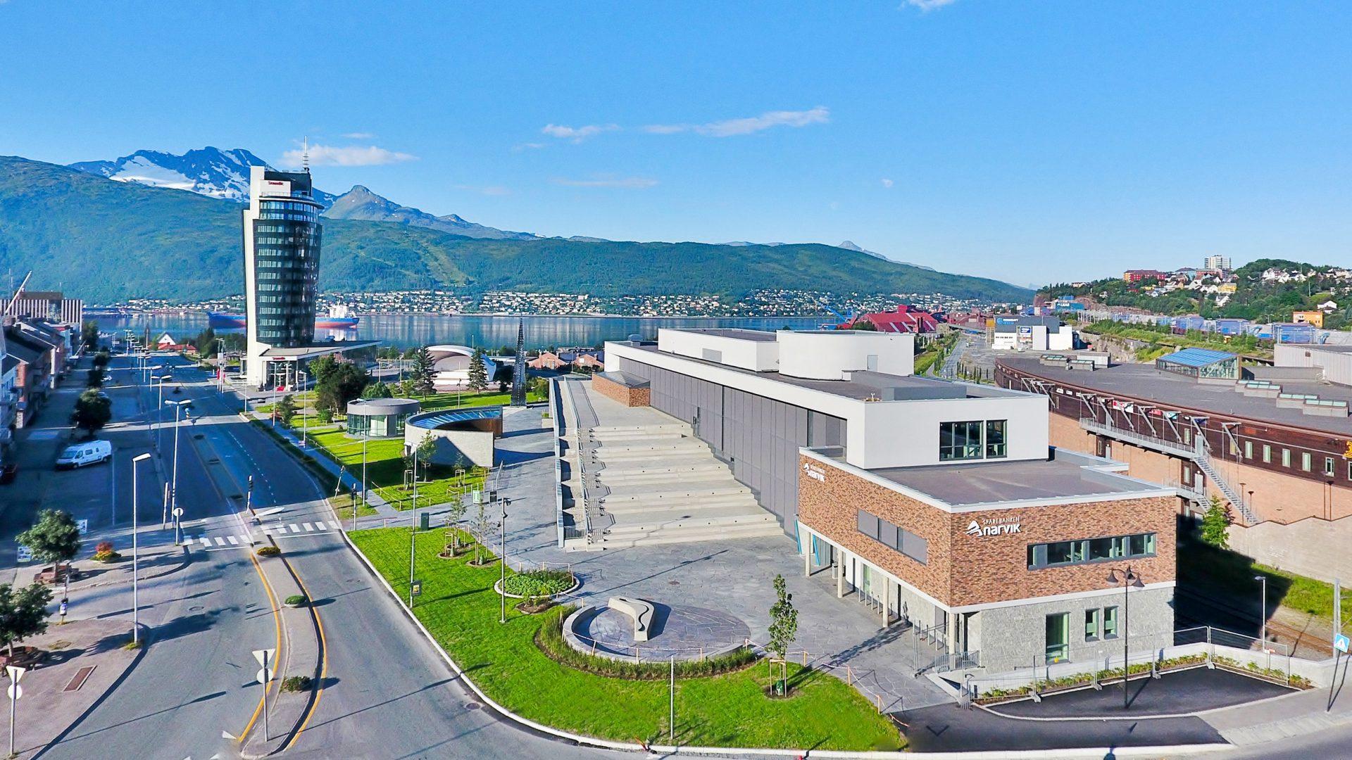 Nye Narvik Torv