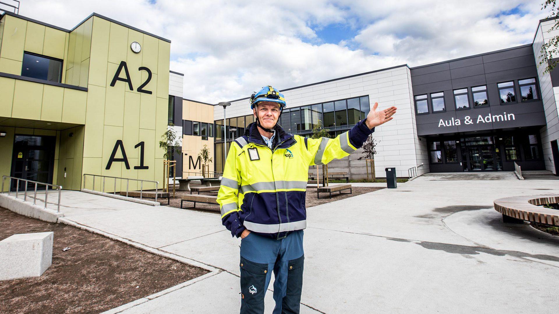 Prosjektleder Narvik ungdomsskole